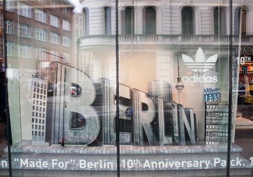 Berlin Adidas Originals