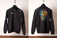 adidas Day of the Dead Track Top