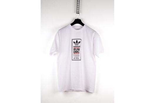 run dmc my adidas t shirt