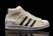 "Benji Blunt x Visioneers x adidas Pro Model 80s ""Hipology"""