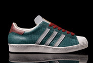 "Benji Blunt x adidas Superstar 80s ""Michael Sterling"""