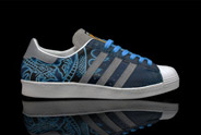"Benji Blunt x adidas Superstar 80s ""Dragons"""