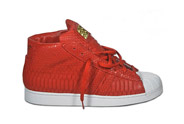 "JBF Customs x adidas Pro Model ""Red Python"""