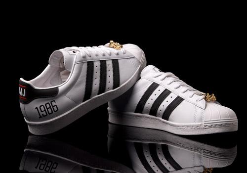 """nouveau concept e39b4 f69b3 RUN DMC """"My adidas"""" 25th Anniversary Pack   eatmoreshoes"""