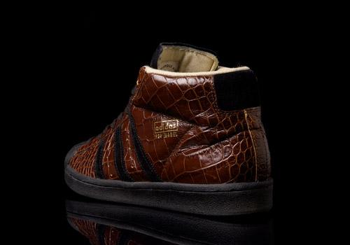adidas crocodile superstar pro model