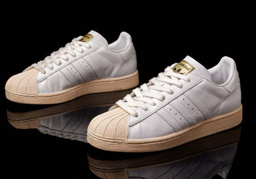 1. adidas superstar