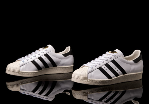 Adidas Superstar Consortium x Kasina Superstar 80s US8 (#952320
