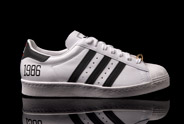 "RUN DMC x adidas Superstar 80s ""My adidas"""