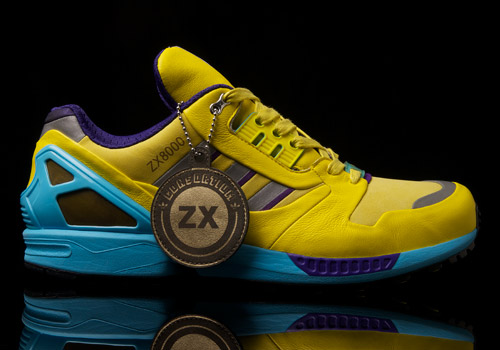 """buy popular 99a05 57714 adidas ZX 8000 """"Jacques Chassaing & Markus Thaler ..."""
