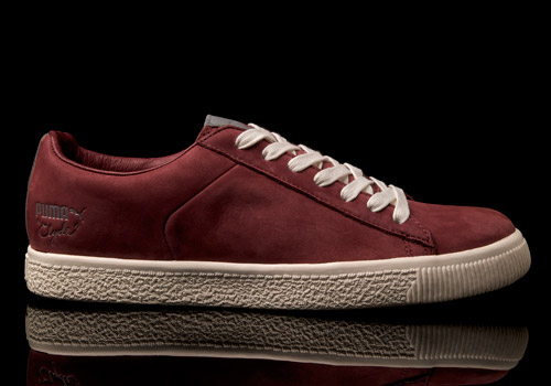 factory price 56383 ee3f8 PUMA Clyde x UNDFTD Luxe 2 | eatmoreshoes
