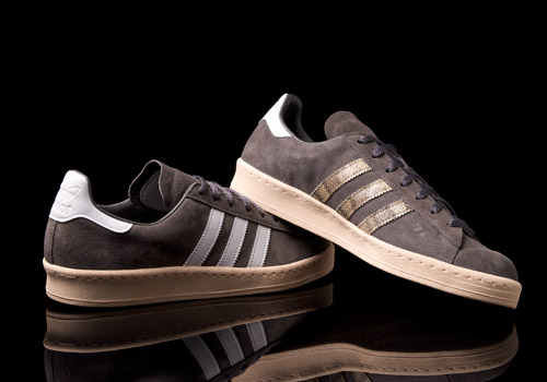 check out 76fdf db8a7 Foot Patrol x adidas Campus 80s