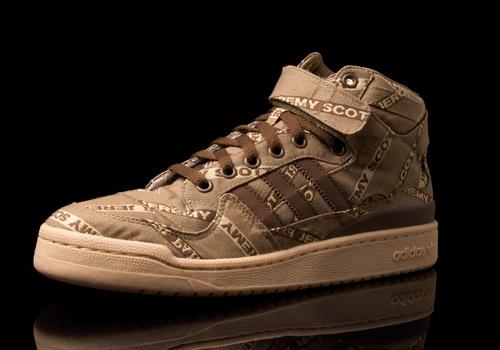 ... Jeremy Scott x adidas Forum Hi B-Sides 3bc127b4bc6a